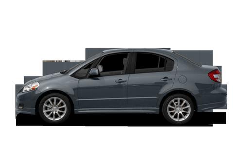 2008 Suzuki Sx4 Overview Cars Com