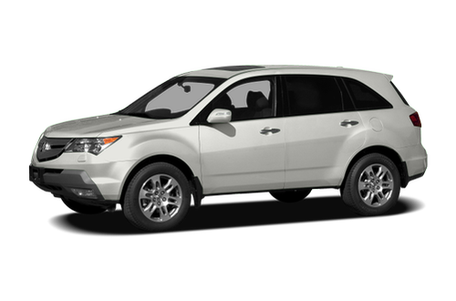 Acura Mdx Gas Mileage >> 2009 Acura Mdx For Every Turn There S Cars Com