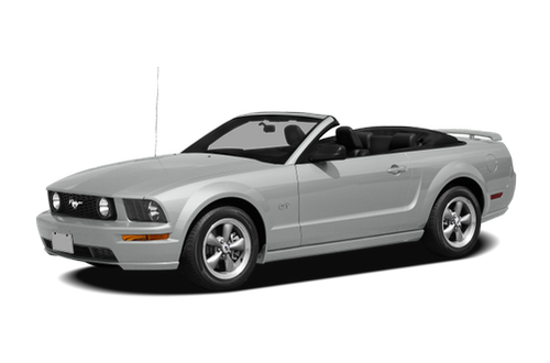 2005 ford mustang v6 problems