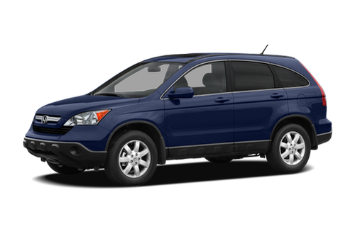 2009 Honda Cr V Overview Cars Com