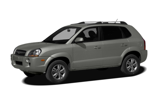 95e6277f62470 2009 Hyundai Tucson Expert Reviews, Specs and Photos   Cars.com