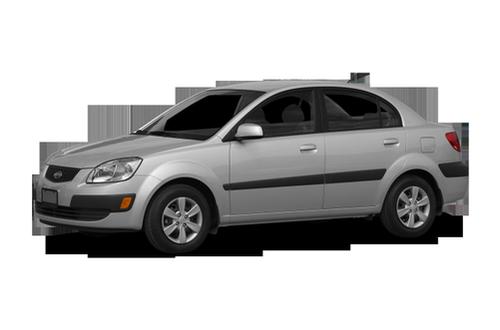 2009 Kia Rio Specs Price Mpg Amp Reviews Cars Com