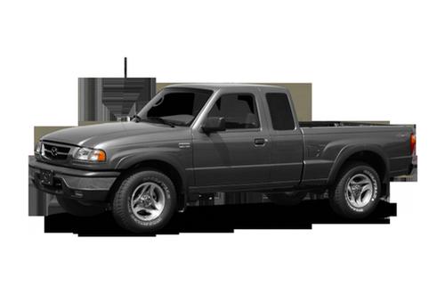 1994–2009 B4000 Generation, 2009 Mazda B4000 model shown