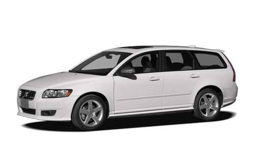 2009 Volvo V50 - For every turn, there's cars com