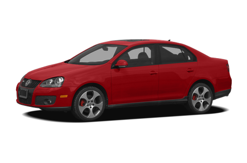 2008–2009 GLI Generation, 2009 Volkswagen GLI model shown