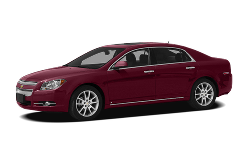 2010 Chevrolet Malibu Overview Cars