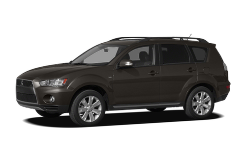 2010 Mitsubishi Outlander Expert Reviews Specs And Photos Cars Com