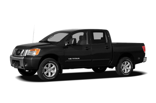 2010 Nissan Titan Overview Cars Com