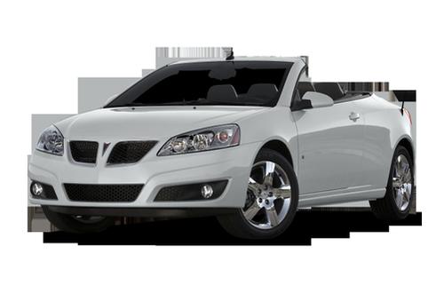 2005–2010 Generation Generation, 2010 Pontiac G6 model shown