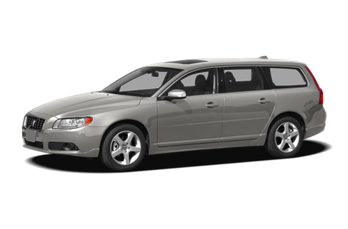 1998–2010 V70 Generation, 2010 Volvo V70 model shown