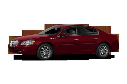 2006–2011 Lucerne Generation, 2011 Buick Lucerne model shown