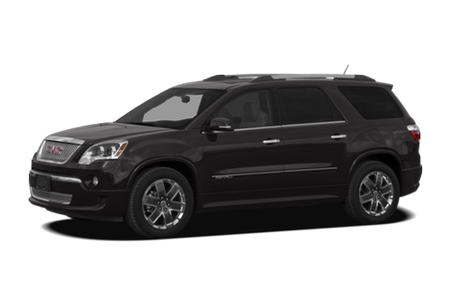 2011 Gmc Acadia Consumer Reviews Cars Com