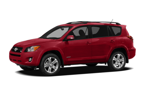 2011 Toyota Rav4 Specs Price Mpg Reviews Cars Com