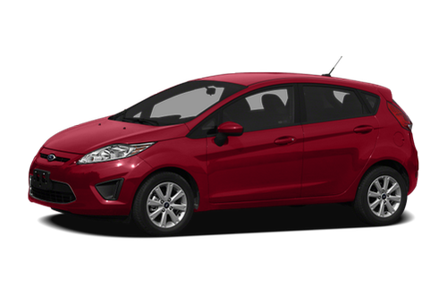 2012 Ford Fiesta For Every Turn There S Cars Com