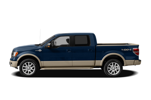 2012 ford f150 fx4 ecoboost weight