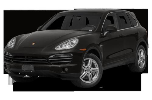 2017 Porsche Cayenne Hybrid