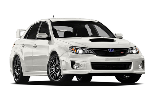 2011–2012 Impreza WRX STi Generation, 2012 Subaru Impreza WRX STi model shown
