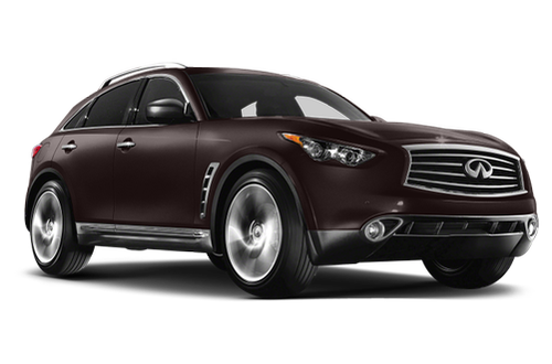 2009–2013 FX50 Generation, 2013 INFINITI FX50 model shown