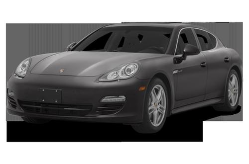 2012–2013 Panamera Hybrid Generation, 2013 Porsche Panamera Hybrid model shown