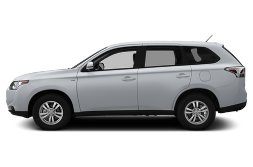 2014 mitsubishi outlander overview. Black Bedroom Furniture Sets. Home Design Ideas