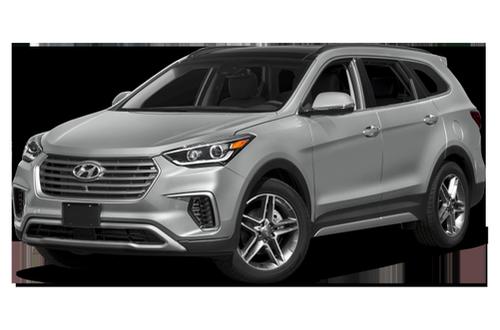 Santa Fe Suv >> 2017 Hyundai Santa Fe Overview Cars Com