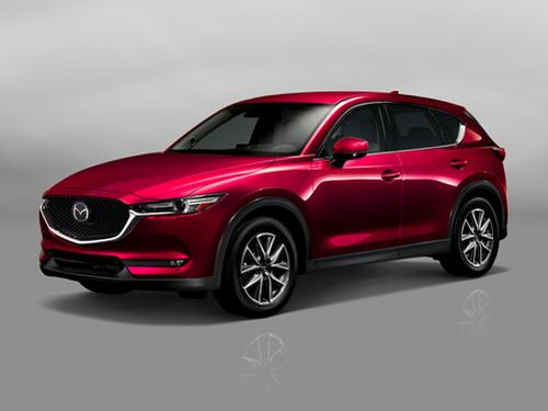 2013–2021 CX-5 Generation, 2021 Mazda CX-5 model shown