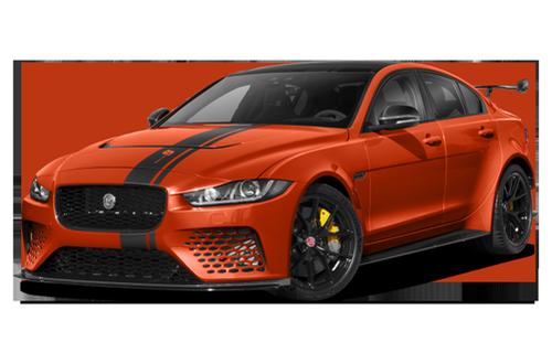 2019 XE SV Generation, 2019 Jaguar XE SV model shown