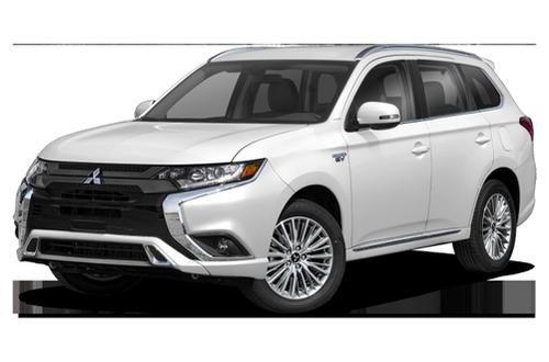 2018–2020 Outlander PHEV Generation, 2020 Mitsubishi Outlander PHEV model shown