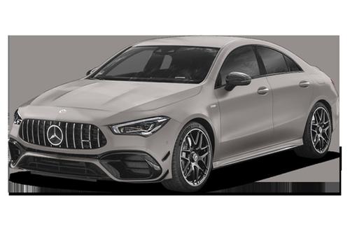 2017–2021 AMG CLA 45 Generation, 2021 Mercedes-Benz AMG CLA 45 model shown