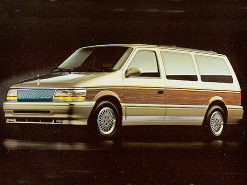 1992 Chrysler Town & Country