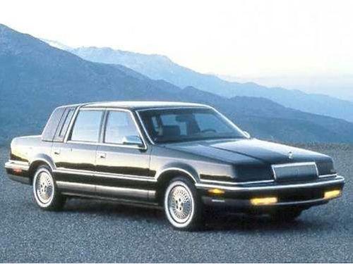 1992 Chrysler New Yorker
