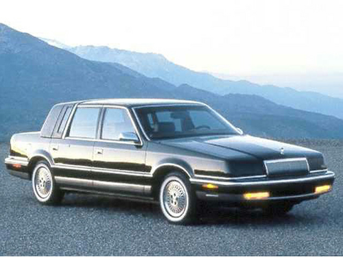 1992 chrysler new yorker overview for 1992 chrysler new yorker salon