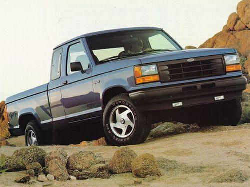 1992 Ford Ranger Consumer Reviews Cars Com