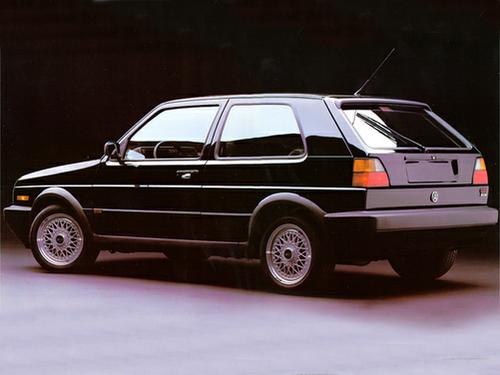1992 Volkswagen GTI