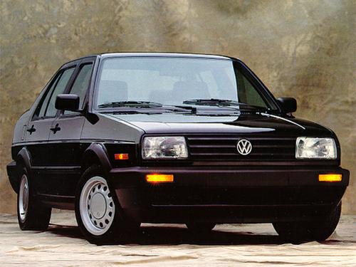 1992 Volkswagen Jetta Overview | Cars.com