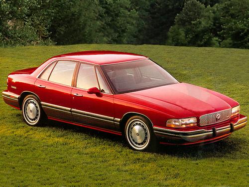1993 Buick Park Avenue