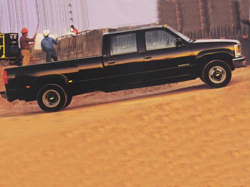 1992 Chevrolet 3500