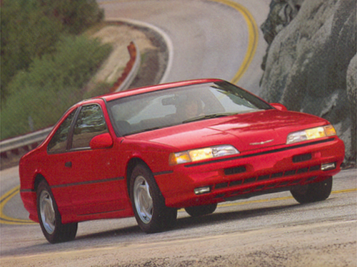 1993 Ford Thunderbird