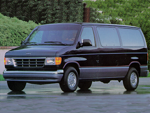 1993 Ford Club Wagon