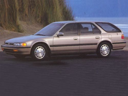 1990–1993 Accord Generation, 1993 Honda Accord model shown