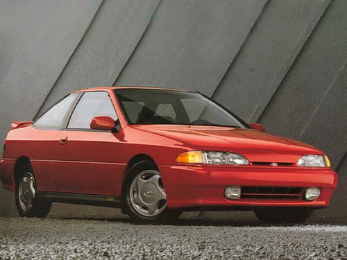 1993 Hyundai Scoupe