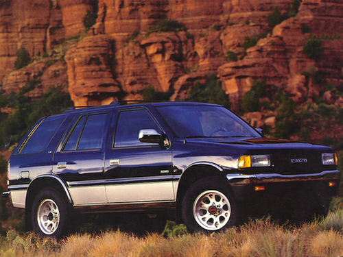 1993 Isuzu Rodeo