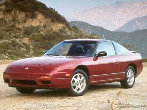1993 Nissan 240sx Overview