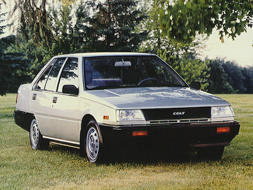 1993 Plymouth Colt