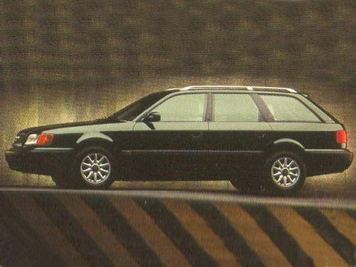 1992–1994 100 Generation, 1994 Audi 100 model shown