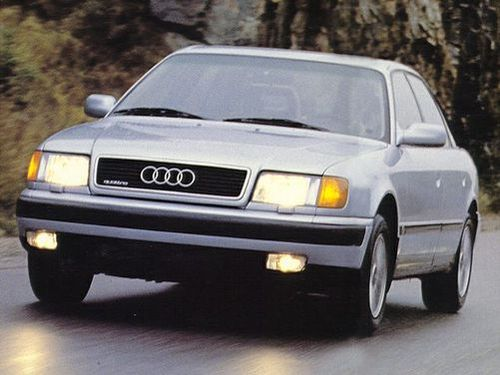 1992–1994 quattro Generation, 1994 Audi quattro model shown