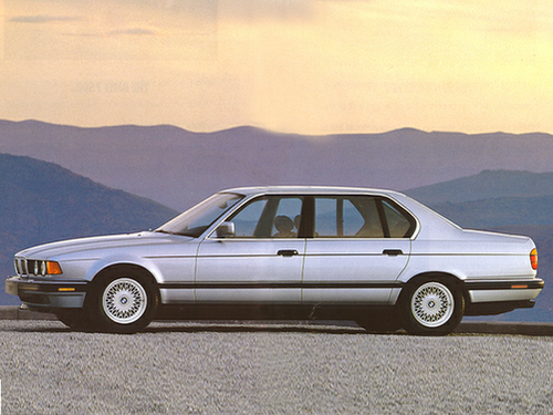 1994 BMW 750
