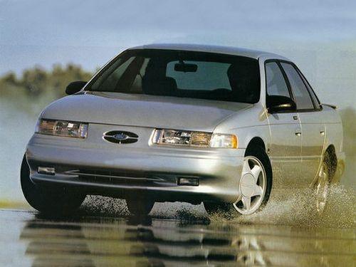 1992–1995 Taurus Generation, 1995 Ford Taurus model shown