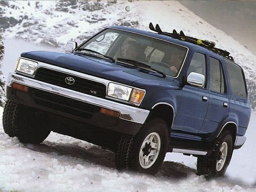 1994 toyota 4runner overview. Black Bedroom Furniture Sets. Home Design Ideas