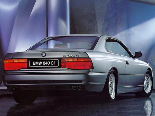 1995 BMW 840
